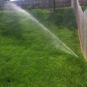 New Sprinkler System Installation