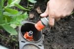 Lawn Sprinkler Repair image, SPRINKLER PROBLEMS IMAGE
